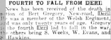 Western Mail April 4 1916